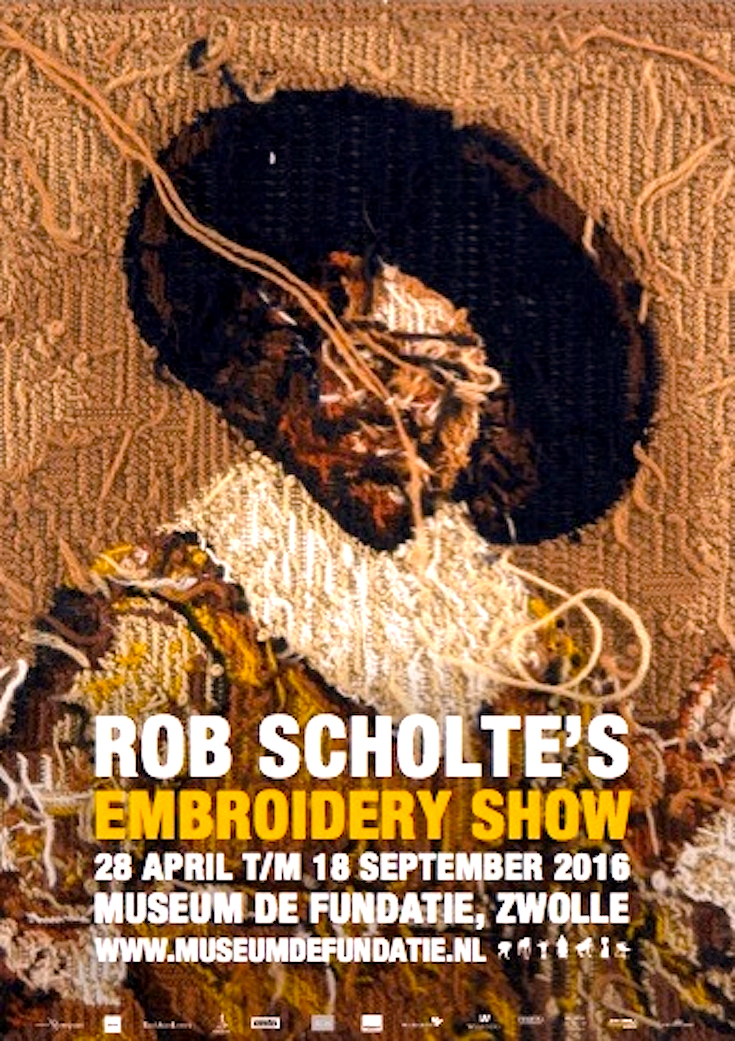 Rob Scholte,s Embroidery Show